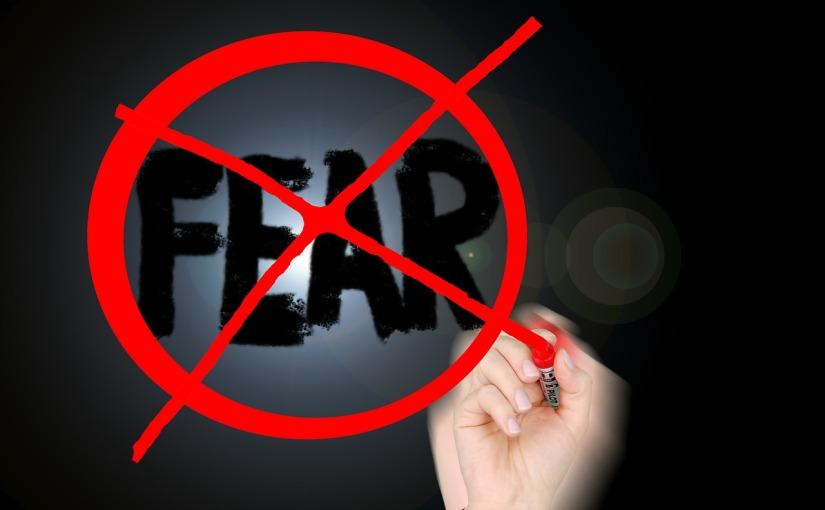 Es passiert genau das, wovor Du Angsthast!