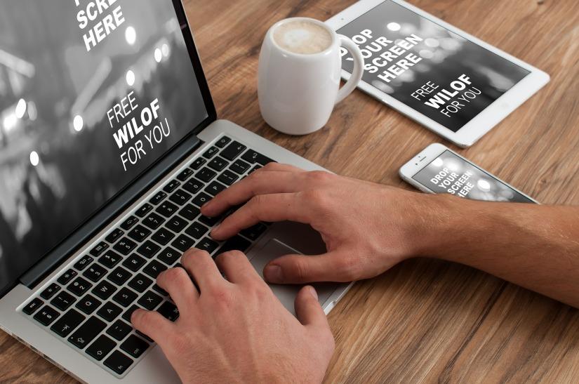 Ein passives Einkommen durch die eigene Website imInternet